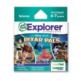 LeapFrog Pixar Pals Learning Game (works with LeapPad Tablets, Leapster GS, and Leapster Explorer) by LeapFrog