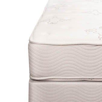 Best! Cal King Restonic Comfort Care Select Bristol Plush Mattress
