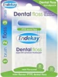 THREE PACKS of Endekay Mint Dental Floss