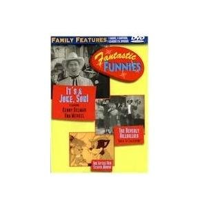 FANTASTIC FUNNIES (DVD MOVIE)