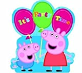 Peppa Pig Party Range - All in 1 Listing! (Invites (6pk))