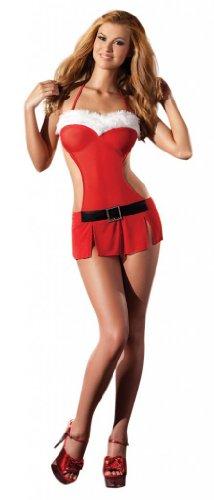 Sexy Santa Lingerie Sexy Santa Costume Sexy Santa Outfit Nughty Santa Lingerie
