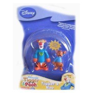 Disney My Friends Tigger & Pooh Tigger & Roo Figure Pack front-95943