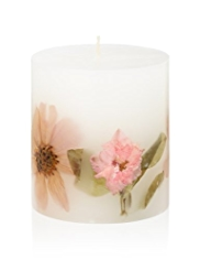 Cut Flowers Inclusion Candle