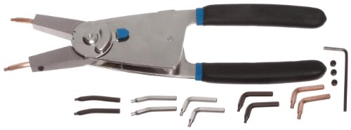 Martin P651590K 13 Piece Tip Kit for P65 and P75 Retaining Ring Pliers