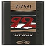 Vivani Dark 92% Cocoa 80 g x 1