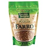 Natures Earthly Choice Premium Farro, 12 Ounce -- 6 per case.
