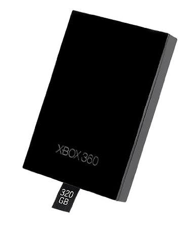 Xbox 360 Festplatte 320 GB inkl. Lego Star Wars III (für Slim Konsolen)