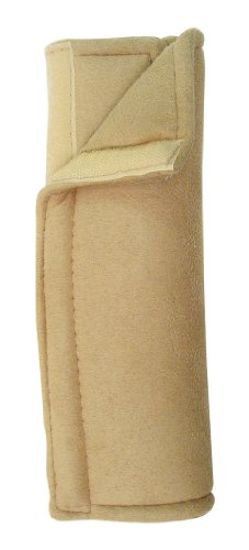 Custom Accessories 31572 Taupe U-Soft Comforter Seat Belt (Seat Belt Comforter compare prices)