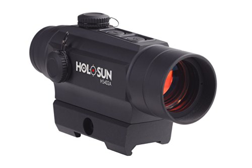 Holosun Infiniti Red Dot Sight (2 Moa) With 50000 Hours Battery Life