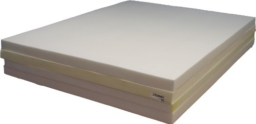 "Suggested Foam Set 11.5"": 3"" Memory Foam, 3"" Latex, 2.5"" Medium, 3"" Firm, Twinxl front-4840"