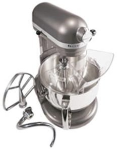 311MPuIc29L Kitchen Aid Professional 600 Series. Pearl Metallic On Sale