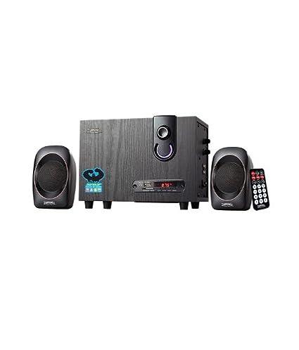 Zebronics ZEB-SW2430RUCF Multimedia Speaker