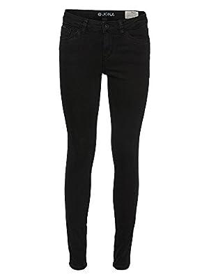 Tom Tailor Denim Women's Jona Black Stone Washed/601 Jeans