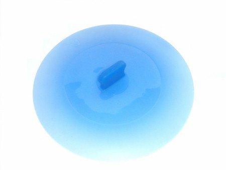 Housse en silicone Ventosa jeu de 4, bleu, composé des tailles 18/22/25 et 29 cm