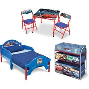 Cars Toddler Room back-991776