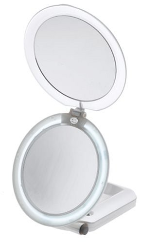 Zadro Ultimate Lighted Make-Up Mirror front-1017780