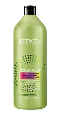 Redken Curvaceous Conditioner Leave in/Rinse Out 33.8 oz (Redken Conditioner For Men compare prices)