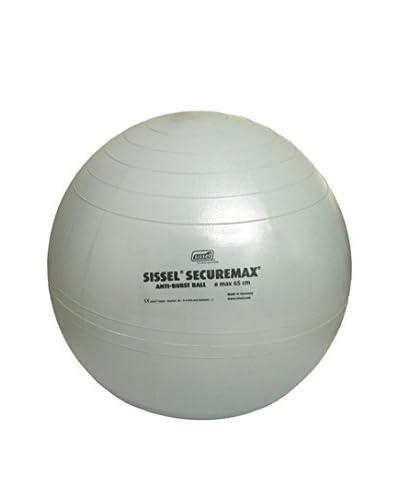 Sissel Pilates Ball Securemax 65 cm silber