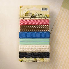 Websters Pages Yacht Club Collection Designer Trim and Ribbon