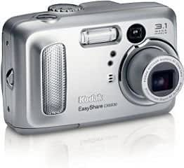 Kodak - CX 6330 - Appareils Photo Numériques 3.3 Mpix - Zoom Optique 3 x