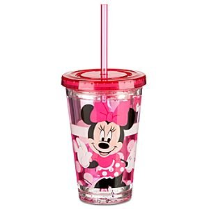 Disney Minnie Mouse 13 Oz. Double Wall Insulated Cup - 1