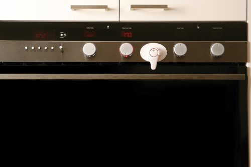 Dreambaby Swivel Oven Lock with EZ-Check Indicator, White