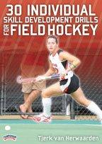 Tjerk Van Herwaarden: 30 Individual Skill Development Drills for Field Hockey (DVD) by Championship Productions