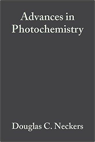 Advances in Photochemistry (Volume 23)