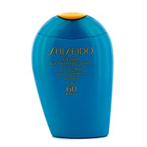 Shiseido Ultimate Sun Protection Lotion N for Face/Body SPF 60 PA+++ 100ml/3.3oz