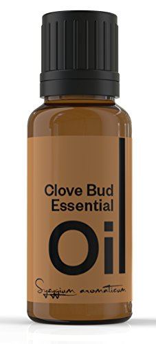 Cielune Clove Bud Essential Oil - 100% Pure, Undiluted All Natural Premium Syzygium Aromaticum Oil - Therapeutic Grade for Alternative Medicine - Ideal for Skin Care, Hair Care, Aromatherapy & Massage - Satisfaction Guaranteed - 10ML