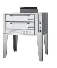 Garland E2011 Bake Oven front-602901
