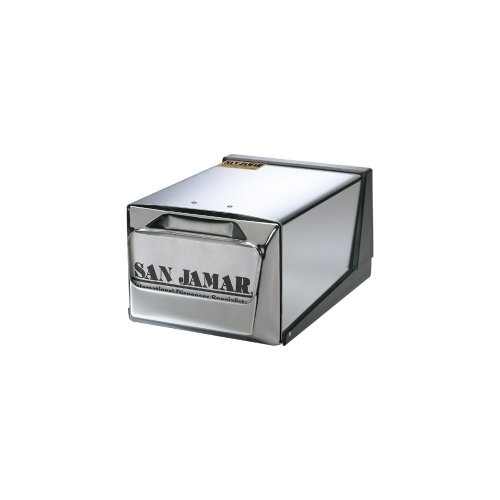 Elegant San Jamar H3001XC Fullfold Chrome Countertop Napkin Dispenser Nice Ideas