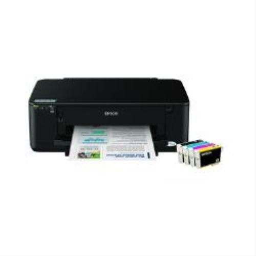 Epson Stylus Office B42WD - Printer - colour - duplex - ink-jet - Legal, A4 - 5760 dpi x 1440 dpi - up to 38 ppm (mono) / up to 38 ppm (colour) - capacity: 250 sheets - USB, 802.11b, 10/100Base-TX, 802.11g, 802.11n