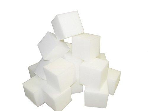 1000-pcs-Foam-Pit-Gymnastic-Pit-Motocross-pit-Skateboard-pit-Children-playhouse-protection-foam-4x4x4-White-4x4x4