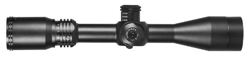 Barska Point Black Side Parallax Riflescope (Black Matte, 3-9X40)