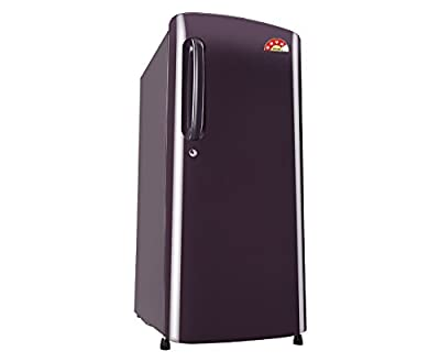 LG GL-B221APRL Direct-cool Single-door Refrigerator (215 Ltrs, 4 Star Rating, Purple Royal)