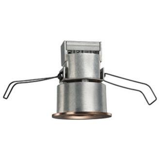 Juno Low Voltage Bronze 3-Inch-H Led Outdoor Mini Downlight