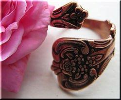 Adjustable Copper Ring #1795C1