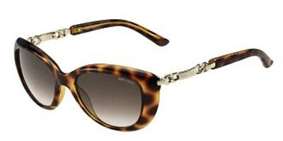 Jimmy Choo JIMMY CHOO Sunglasses WIGMORE/S 0BME Havana 54MM