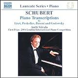 Schubert - Piano Transcriptions