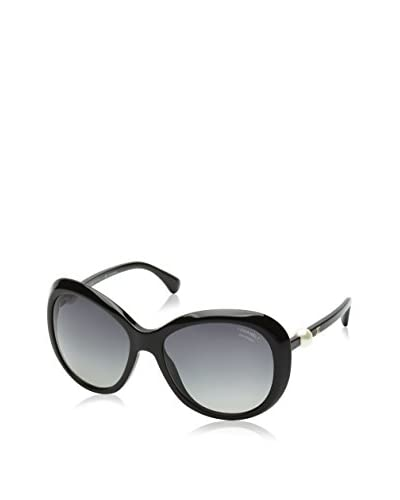 Chanel Gafas de Sol Polarized 5302H501/S8 (57 mm) Negro