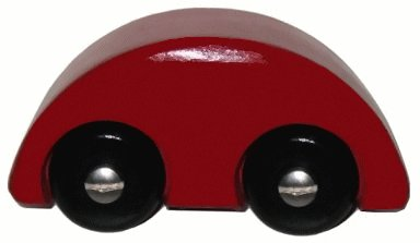 Under the Green Roof Wooden Cars - Red - Buy Under the Green Roof Wooden Cars - Red - Purchase Under the Green Roof Wooden Cars - Red (Under the Green Roof, Toys & Games,Categories,Play Vehicles,Wood Vehicles)