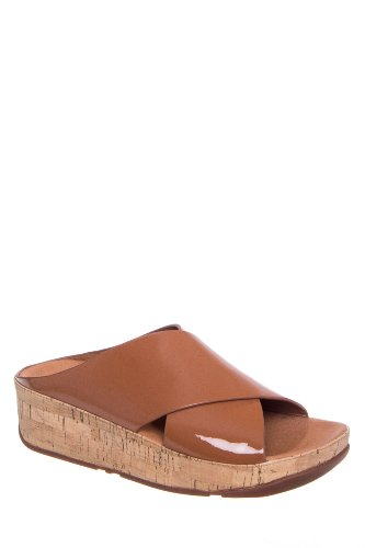 Kys Low Wedge Slide Sandal