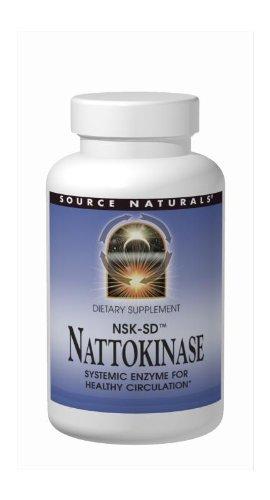Source Naturals Nattokinase 36Mg, 30 Softgels