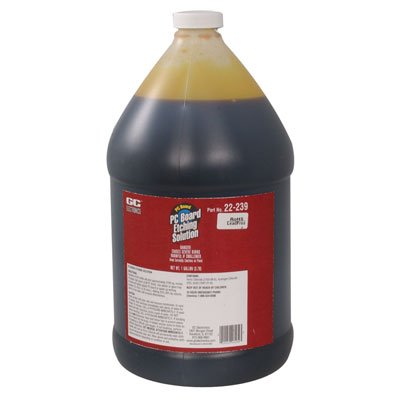 PC Board Etching Solution, 1 GALLON (Pc Board Etching compare prices)