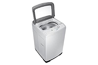 Samsung WA60H4100HY/TL Fully-automatic Top-loading Washing Machine (6 Kg, Light Grey)