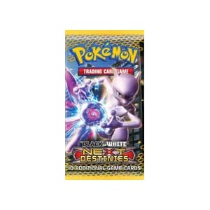 Pokemon Cards Destinies Booster Packs