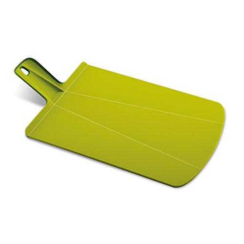 Joseph Joseph - Chop2Pot - Planche à Découper Pliable - Grand Modèle - Vert