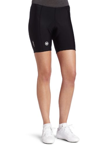 Buy Low Price Canari Cyclewear Women's Pro Gel Short Padded Cycling Short (2026BLACK)